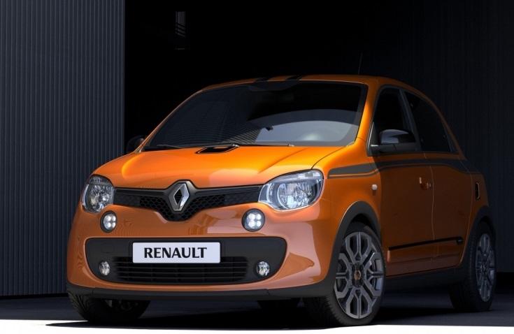 Презентація  Renault Twingo 2016: потужність та новий дизайн