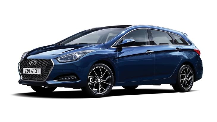 Презентація Hyundai i40 2018 модельного року