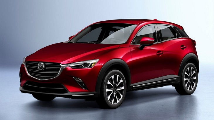 Презентація нового Mazda CX-3 2020 року