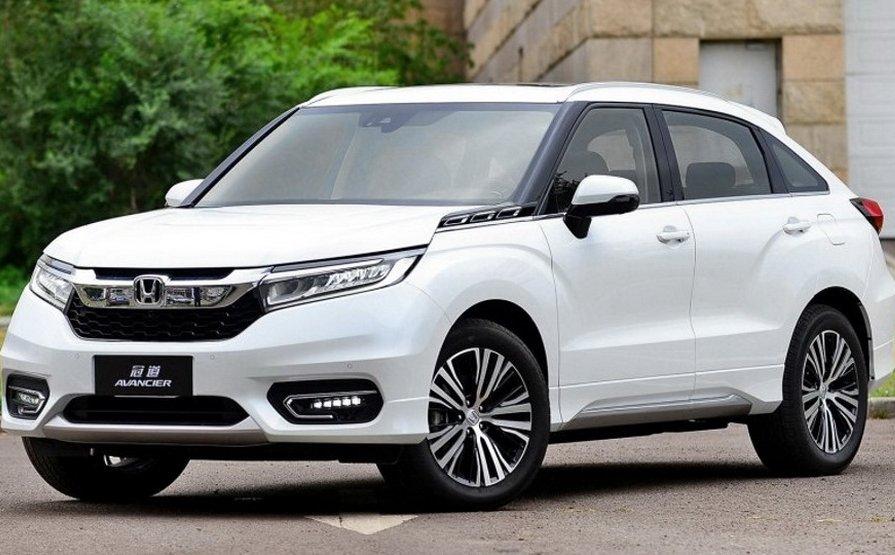 Кроссовер Honda Avancier: старт продажів новинки