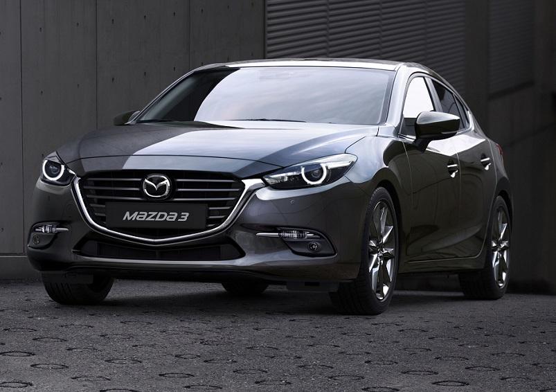 Mazda3 2018: фото та відео нового покоління автомобіля