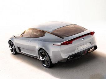 Kia GT - флагманське купе