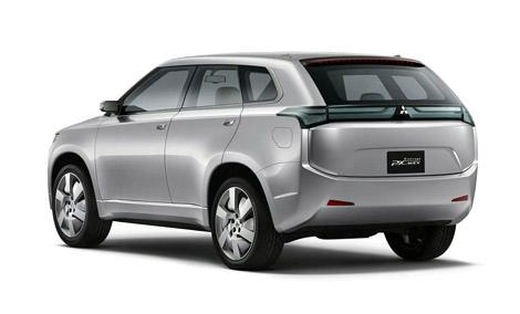 Наступне покоління Mitsubishi Outlander може стати