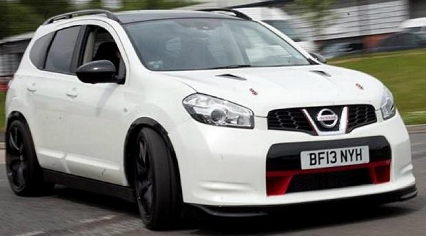 Nissan Qashqai отримав 1100-сильний двигун