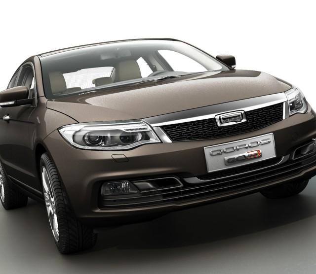 Audi заборонить китайській Qoros продавати в Європі седан GQ3