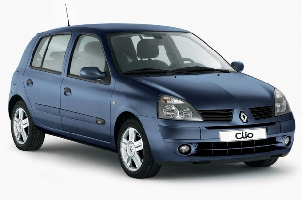 19 дітей у Renault Clio