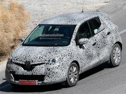 Renault Clio перетворили в кросовер