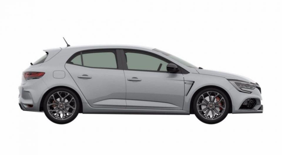 Renault Megane 2018: перші зображення новинки