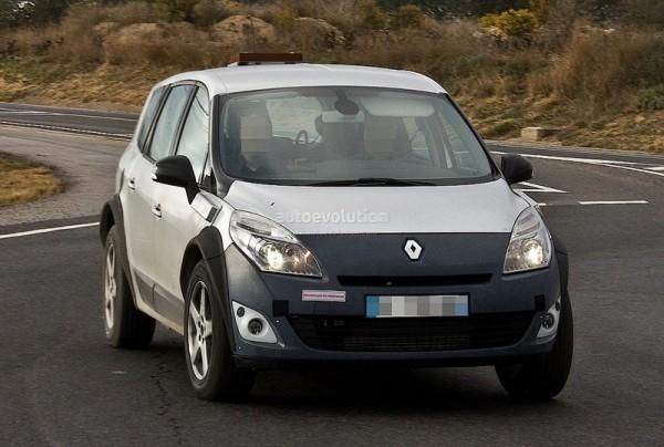 Новий Renault Koleos замаскували під компактвен