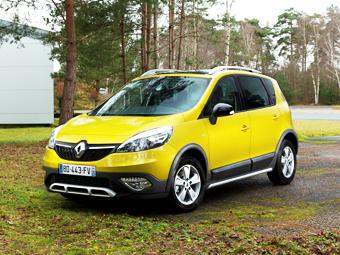 Renault Scenic став