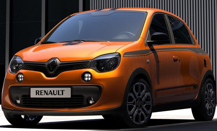 Озвучено ціну на новий Renault Twingo GT