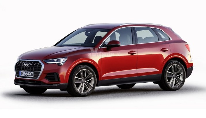 Audi Q3 наступного покоління: перші зображення