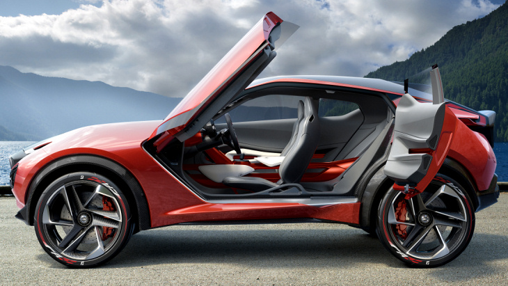 Nissan Juke 2017: нова інформація
