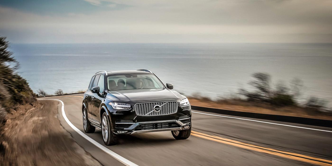 У Volvo розповіли про XC90 нового покоління
