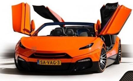 Savage Rivale Roadyacht GTS надійде у виробництво в 2012 році