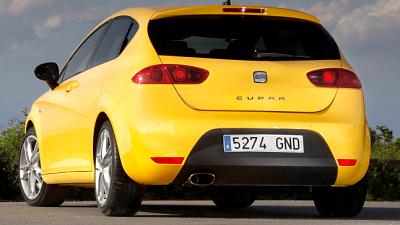 Seat Leon Cupra отримав 261-сильний мотор