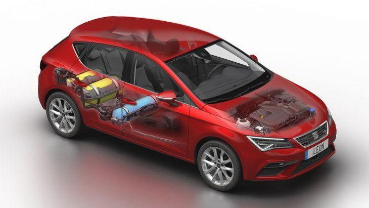 SEAT оснастить хетчбек Leon турбованим газовим мотором