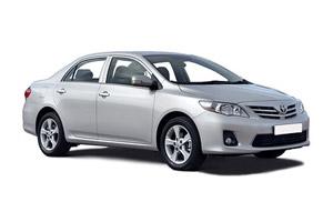Найпопулярніший - седан Toyota Corolla