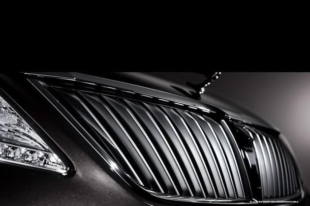 Hyundai показала розкішний седан Equus 2013