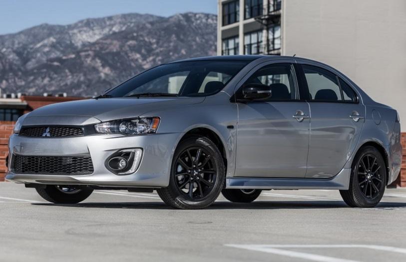 Новий седан Mitsubishi Lancer виводять на ринок