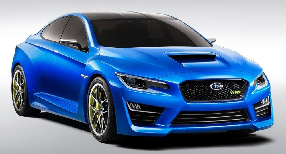 Subaru WRX STI 2017: інформація про новий седан