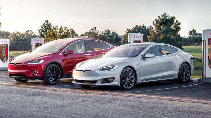 Tesla ще більше збільшила діапазон пробігу і потужність Model S і Model X