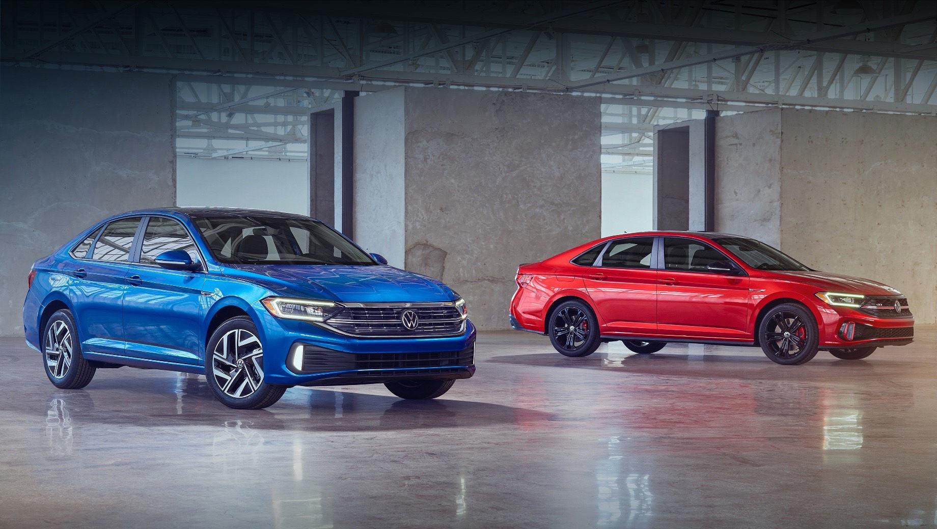 Седан Volkswagen Jetta в США оновився до нового мотора