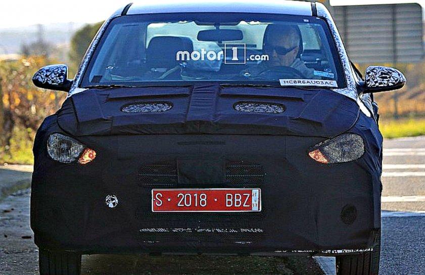 Hyundai Accent 2017: опубліковані фото новинки