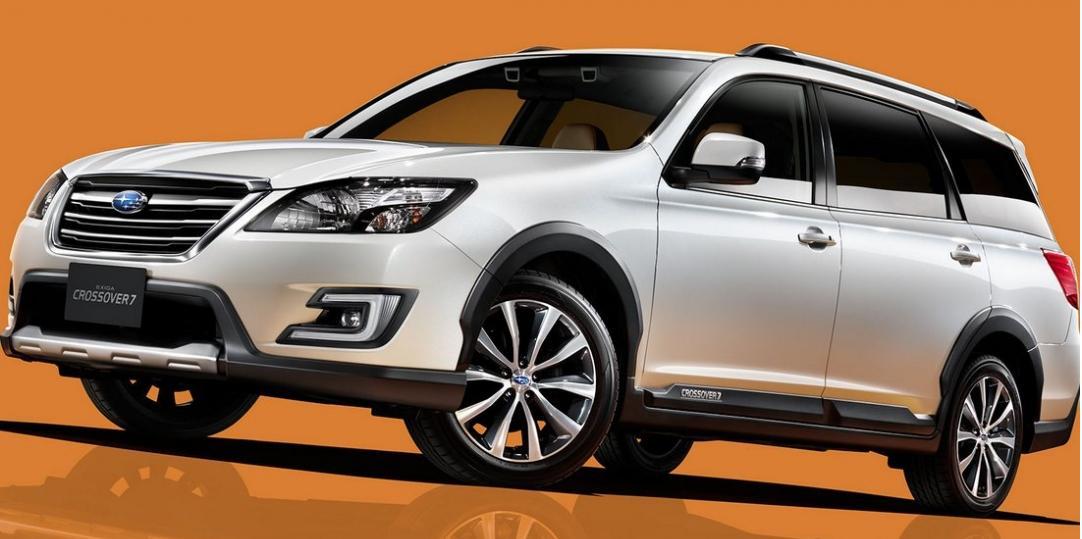 Subaru починає продаж нового кросовера
