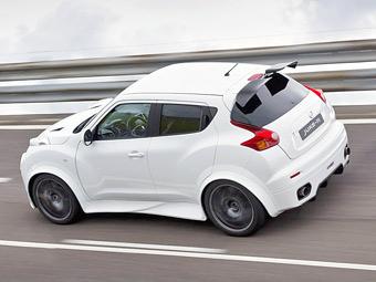 Nissan зібрав перший серійний суперкроссовер