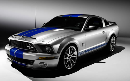 Shelby Mustang GT500 отримає 662 к.с.