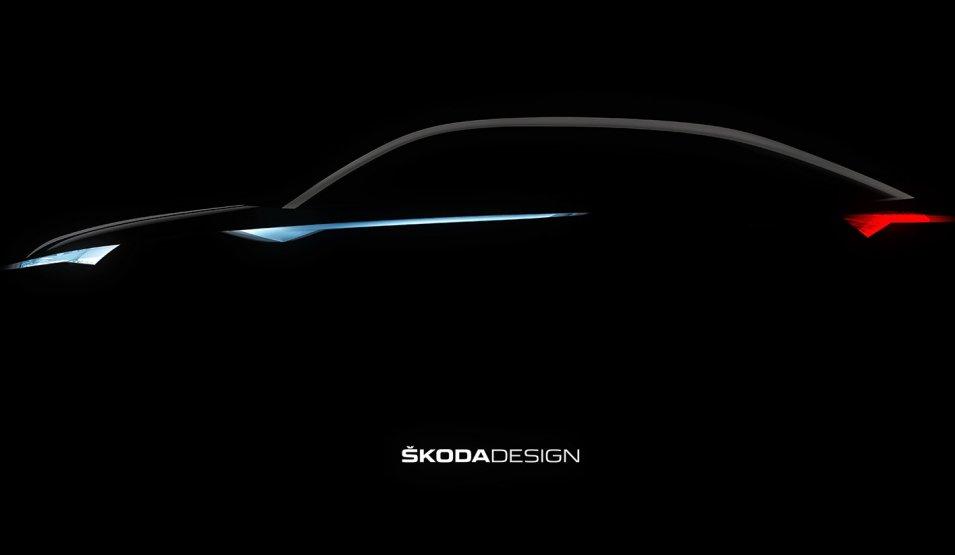 Нова модель від Skoda: офіційний анонс