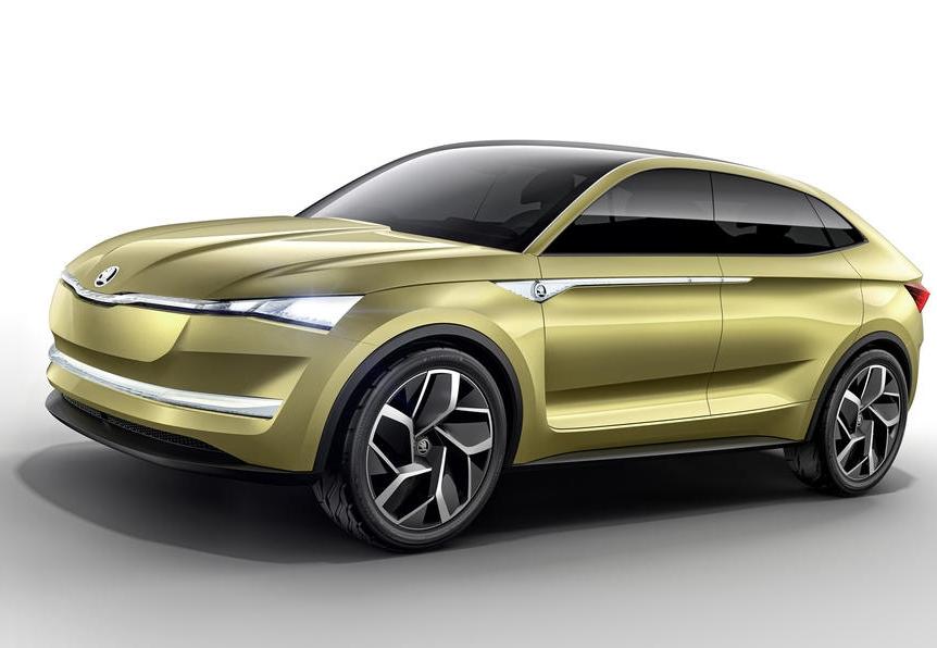 Електромобілі Skoda: одразу 5 нових моделей