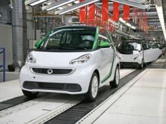 Daimler почав приймати замовлення на електричний Smart