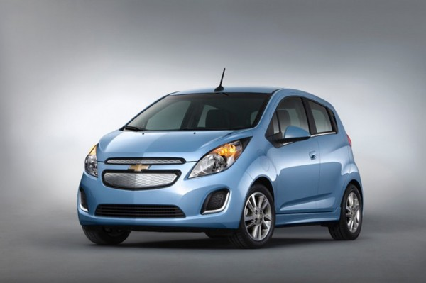 Chevrolet рассекретив інформацію про електричному Spark