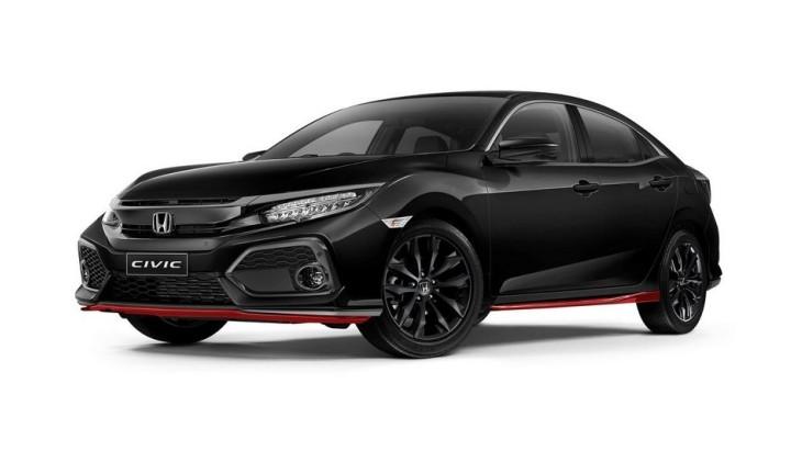 Honda Civic отримала потужніші двигуни та новий дизайн