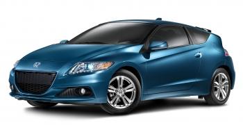 Оголошено ціну на гібридний Honda CR-Z