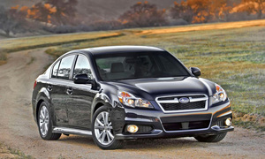 Subaru Outback та Legacy 2013 модельного року