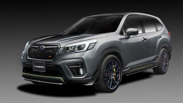 Subaru Forester стане ще спортивнішим