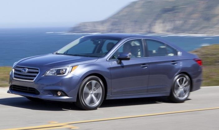 Subaru Legacy і Outback 2016: офіційна інформація