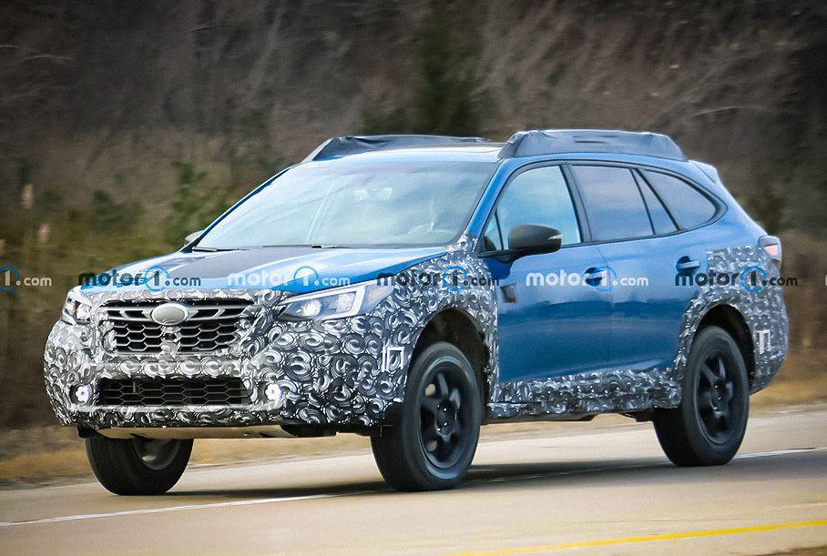 Subaru Outback 2021: нова модифікація