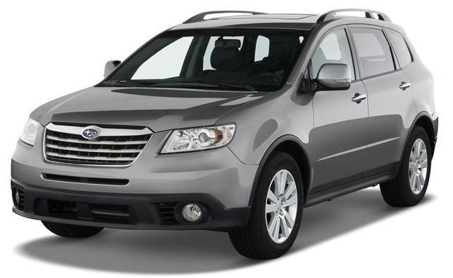 Subaru Tribeca таки повертається