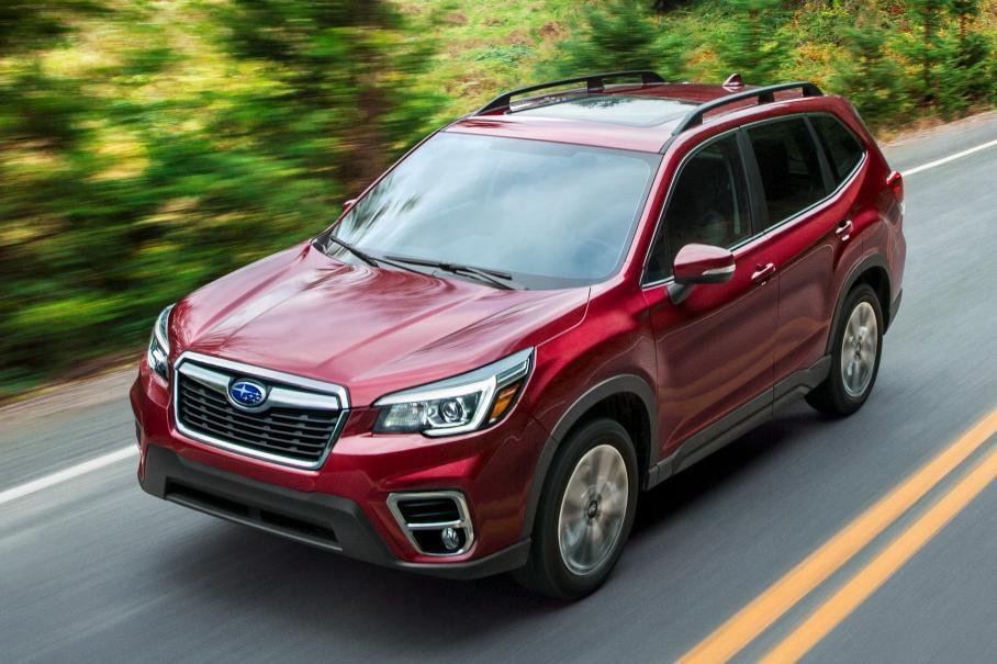 Subaru відкликає 165 тисяч автомобілів через раптові зупинки мотора