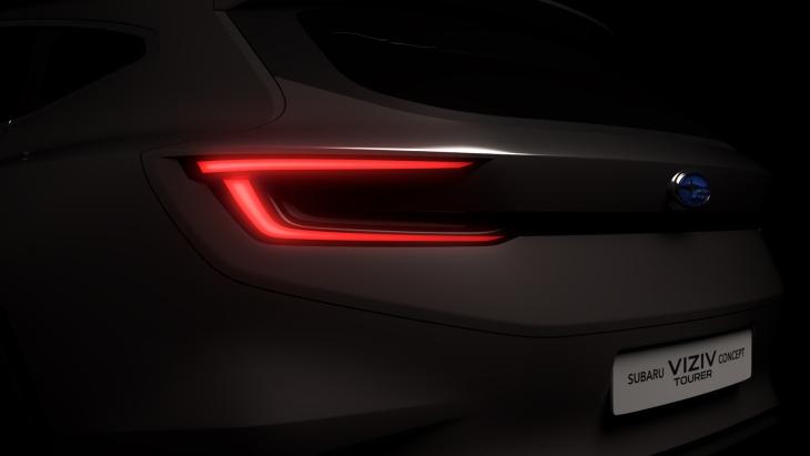 Subaru анонсувала універсал VIZIV Tourer Concept