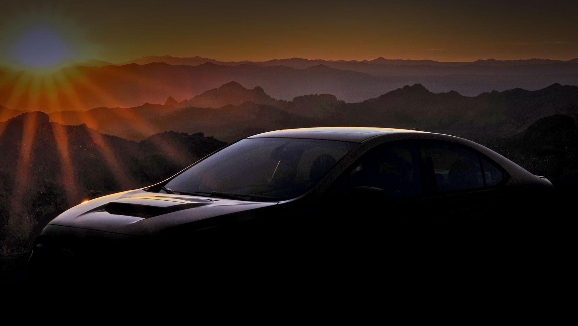 Subaru WRX змінює покоління