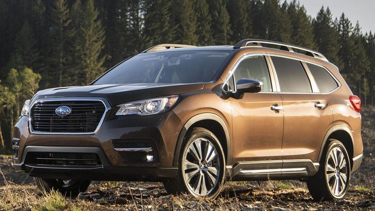Subaru відкликає для утилізації нові кросовери Ascent