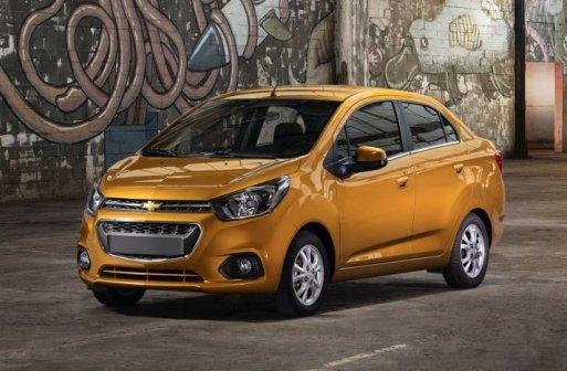 Chevrolet запустила продажі