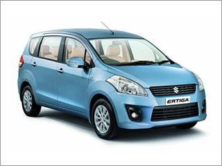 В Індії запущений у виробництво компактвен Suzuki Ertiga