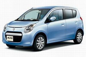Suzuki Alto нове покоління мікрокару