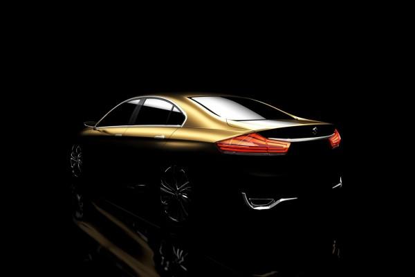 Suzuki готує до показу новий седан